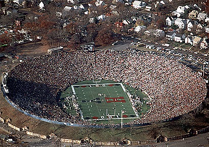 World Special Oylimpics Yale Bowl